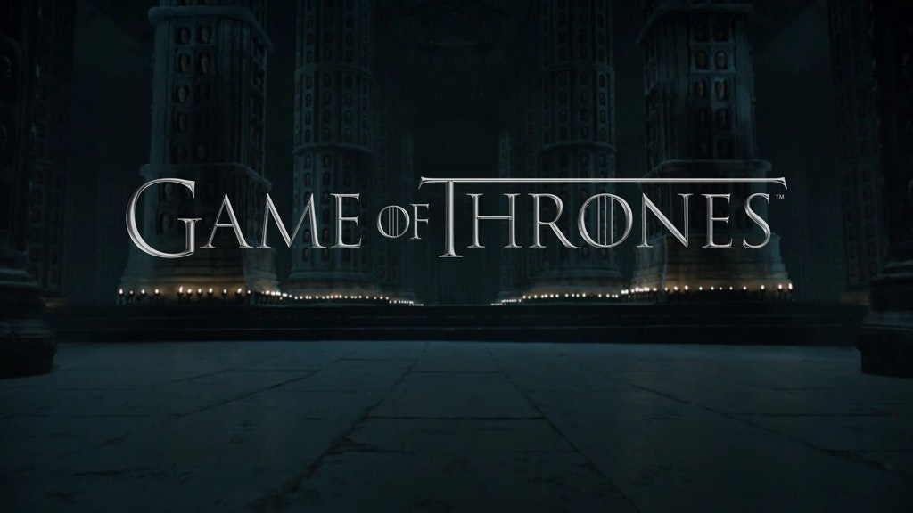 Game of Thrones Season - Hall of Faces Tease