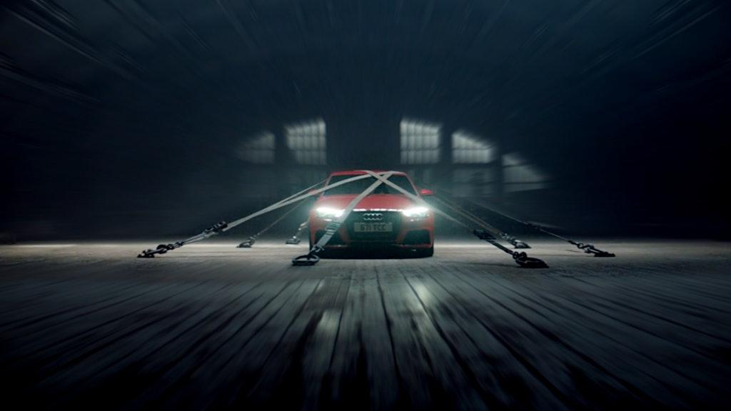 Audi - Born Restless