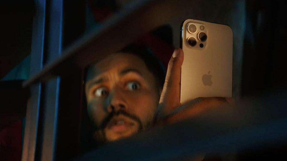iPhone 12 Pro - In The Dark