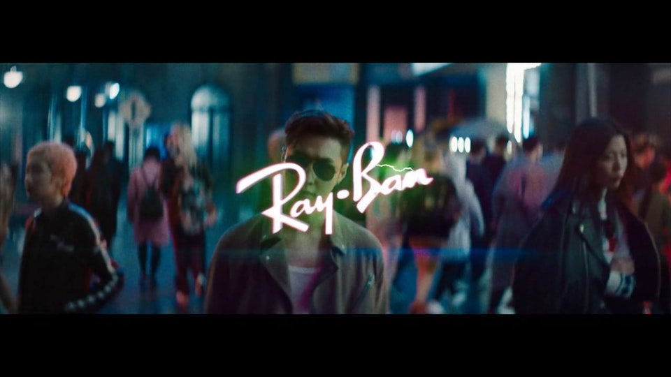 RAY BAN X LAY ZHANG Director's cut
