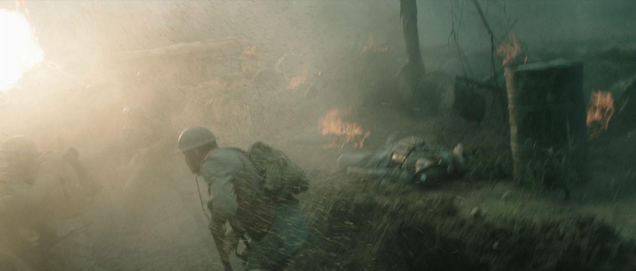 Narrative Cinematography Reel -