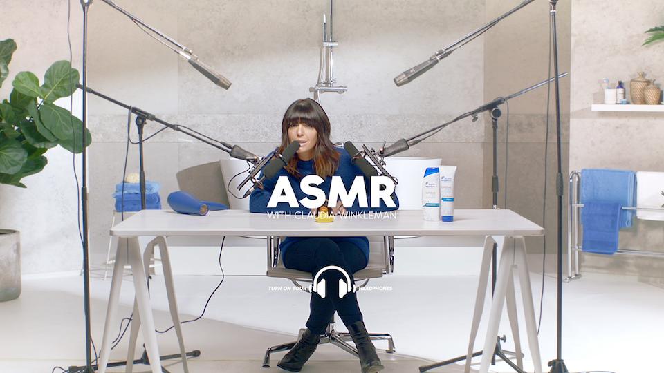 ASMR - Head & Shoulders