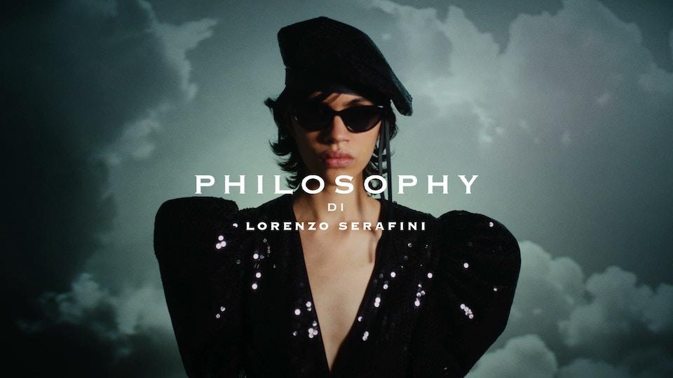 Philosophy by Lorenzo Serafini AW'21