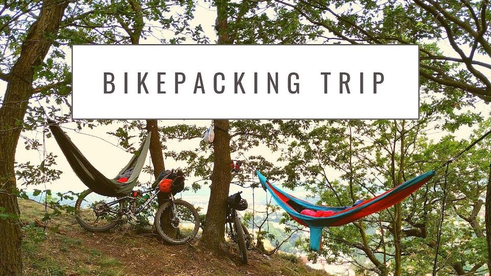 Bikepacking to Kazín S24O