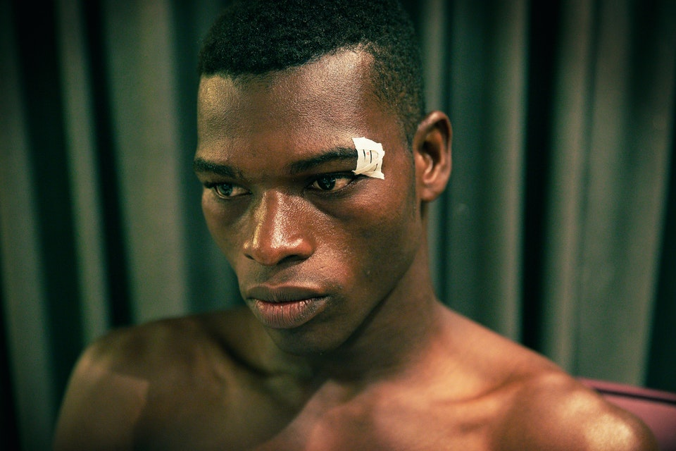 Commey After the Win