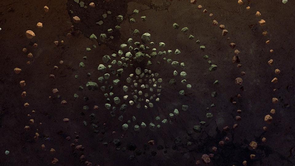 Experimental - Video - Circles