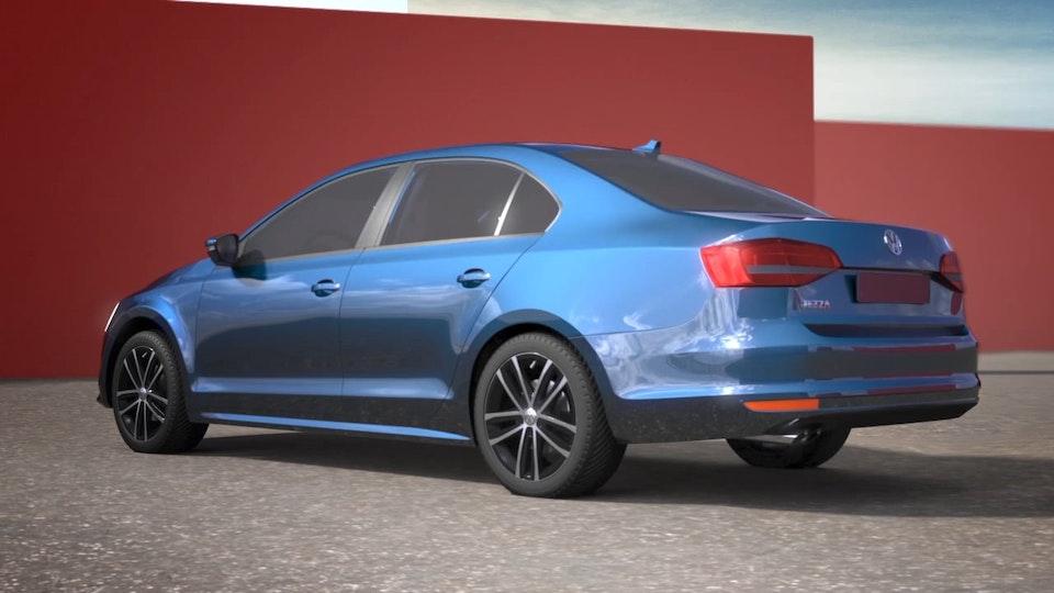 VW Motion Test