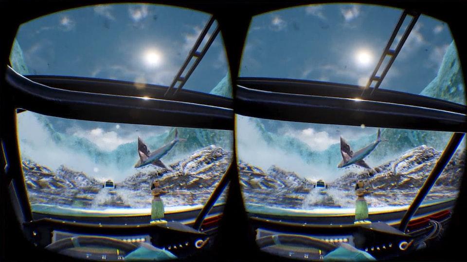 Mountain Dew Interactive VR