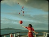KATE SYLVESTER /  Le Ballon Rouge