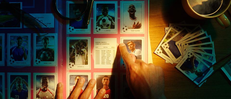 PLACARD - Futebol nos dedos