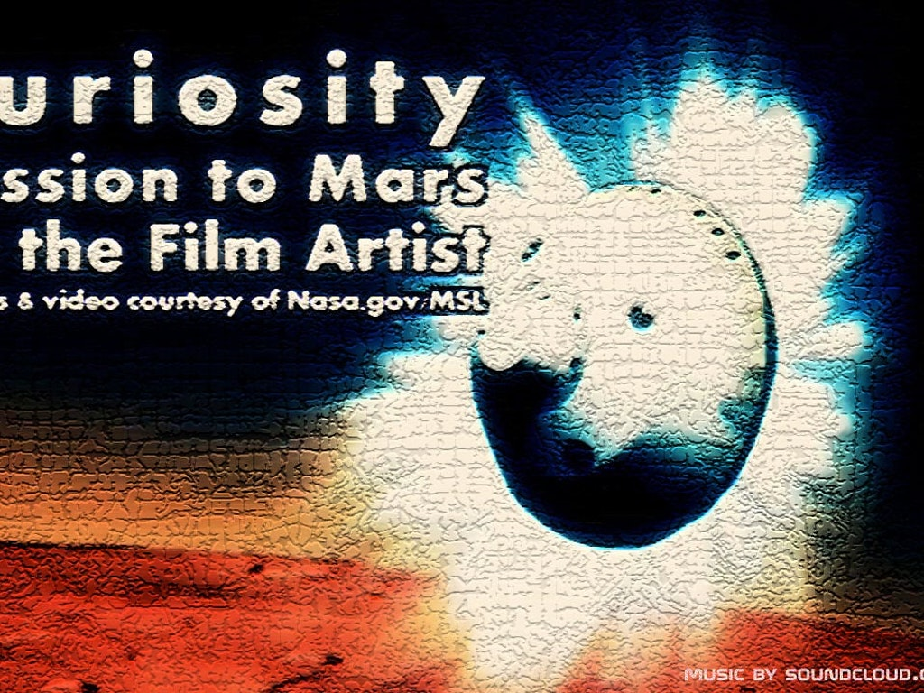 'Curiosity' - Mission to Mars