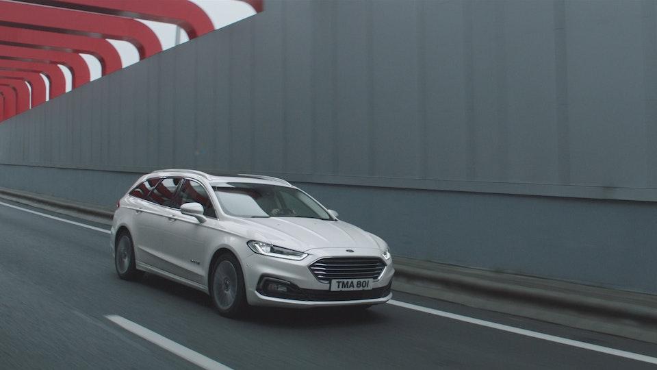 Stepan Kozlov - Ford Mondeo Hybrid Wagon