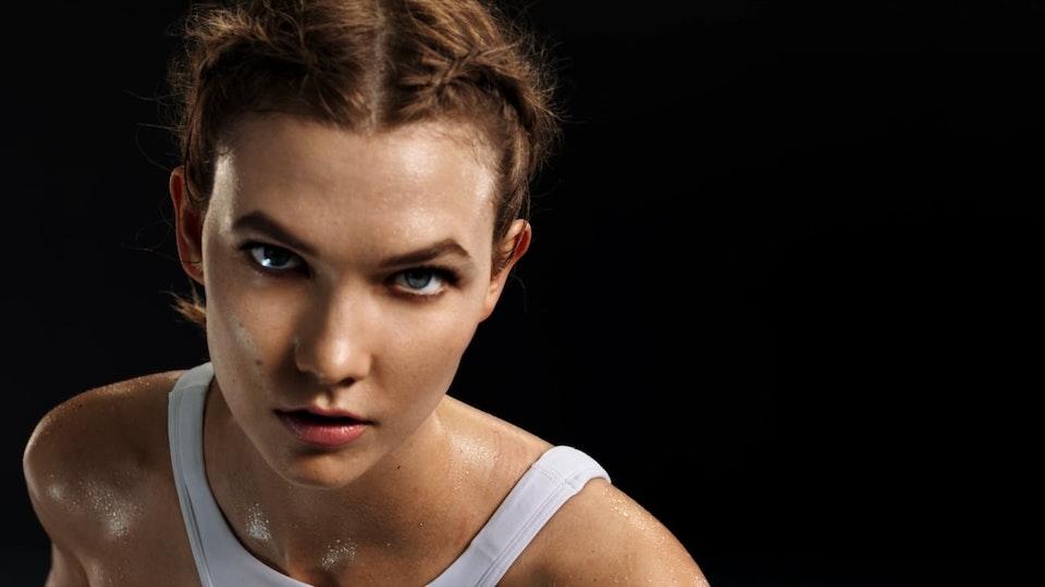 Stepan Kozlov - Karlie Kloss for Adidas Stella McCartney