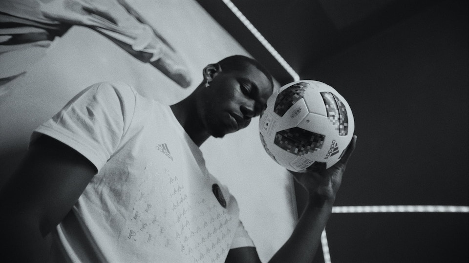 adidas // Creators Club with Paul Pogba and Paolina Russo (Directors cut)