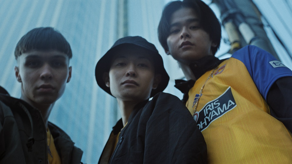 adidas JAPAN // VEGALTA SENDAI