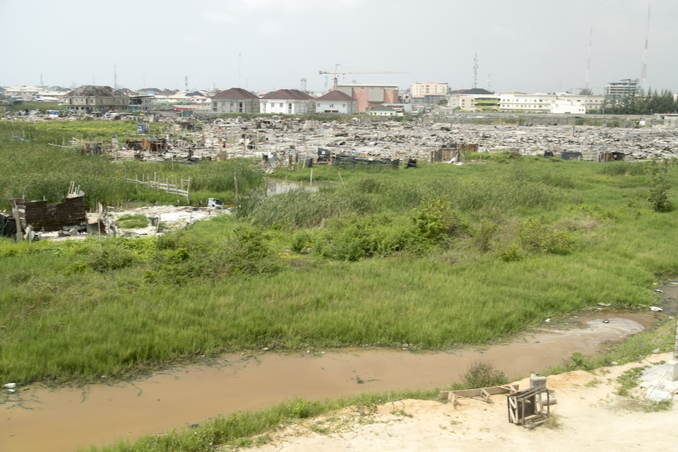 Two everyday stories from Lagos