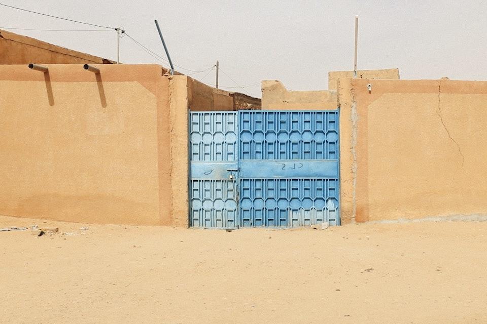 Niger | Refugee camps | UNHCR passage homes | Agadez