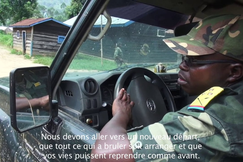 North Kivu | Democratic Republic of Congo - A 12 min excerpt from the work done for the belgian ONG EURAC about the life conditions of FARDC soldiers.