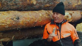 Preem - Skogsbrukaren Gunde Svan