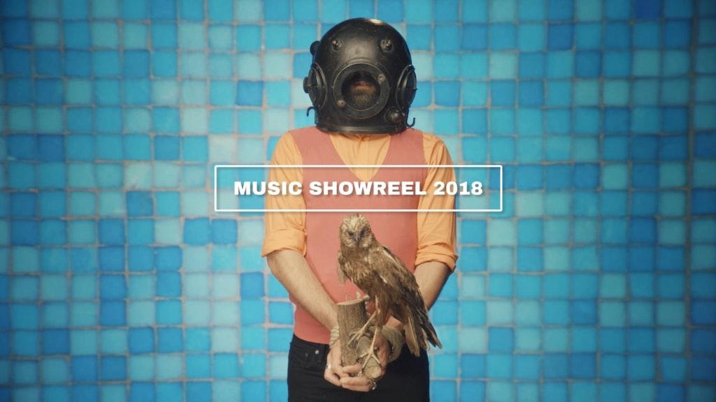 MUSIC SHOWREEL 2018