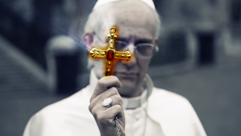 KLEMEN SLAKONJA as POPE FRANCIS