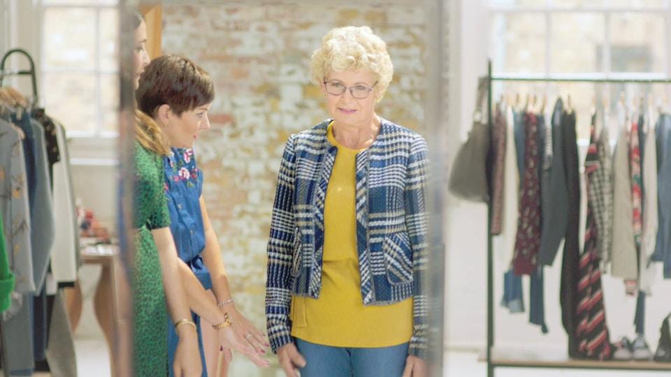 Sainsbury's TU - The Style Refresh - Carolynne's Story