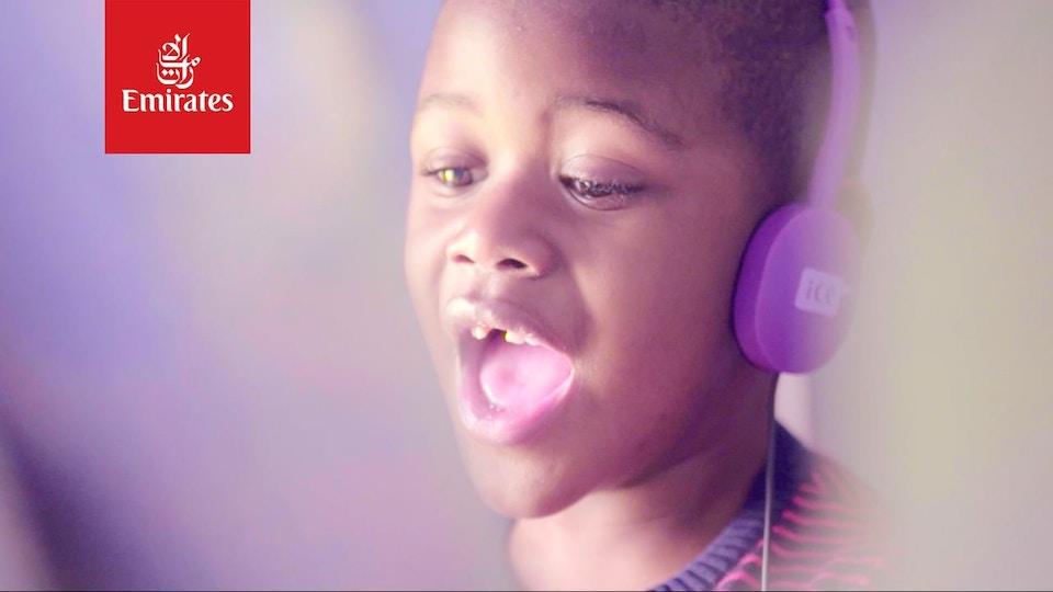 Emirates - Economy Kids