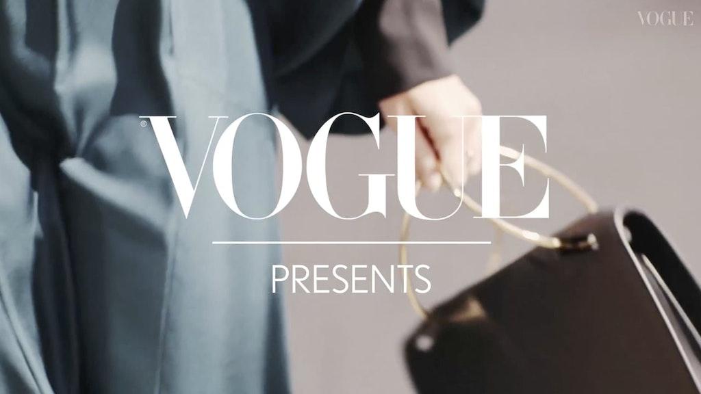 British Vogue & Bicester Village - Roksanda Ilincic