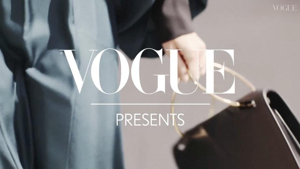 British Vogue - Roksanda