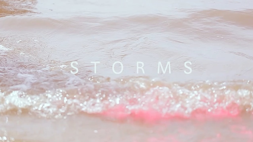 STORMS Promo