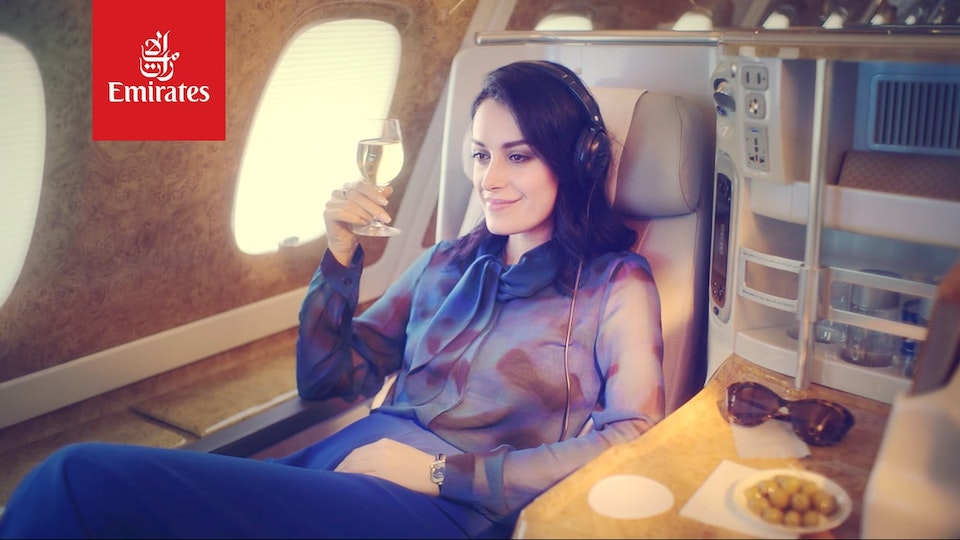 Emirates - Business