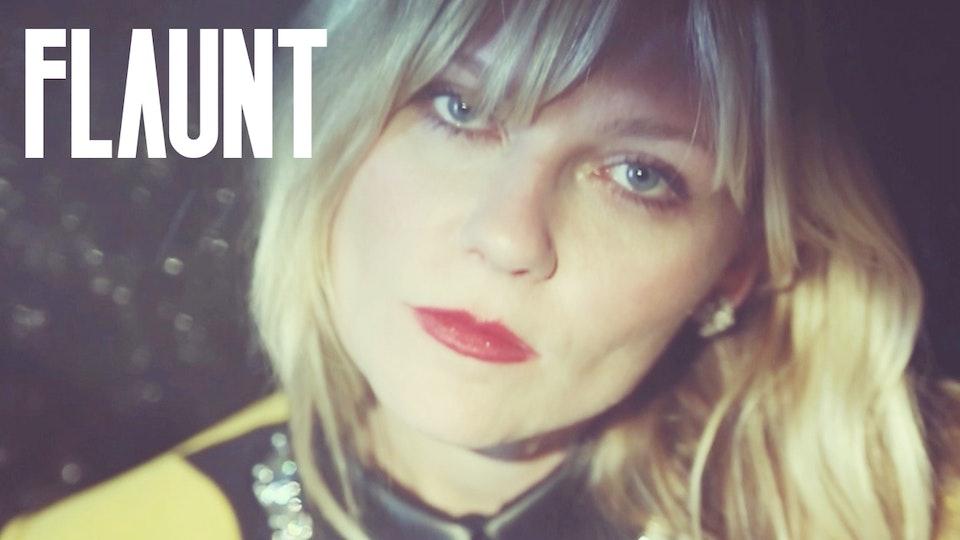 Flaunt - Kirsten Dunst