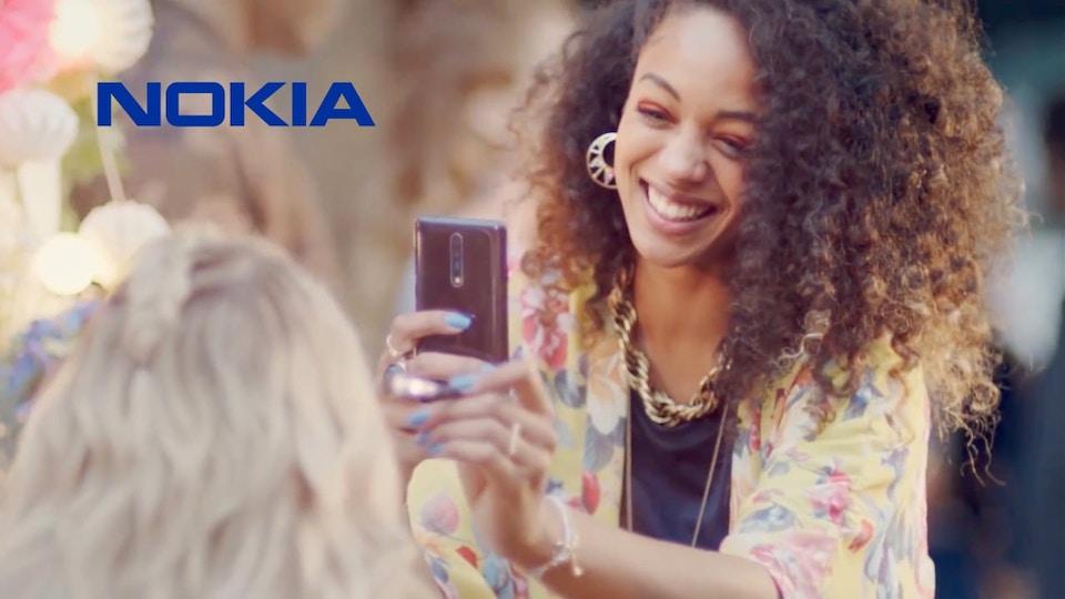 Nokia - Introducing the Nokia 8