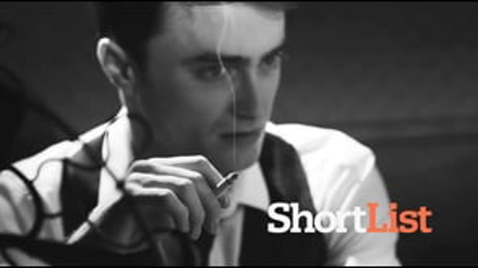Shortlist - Daniel Radcliffe