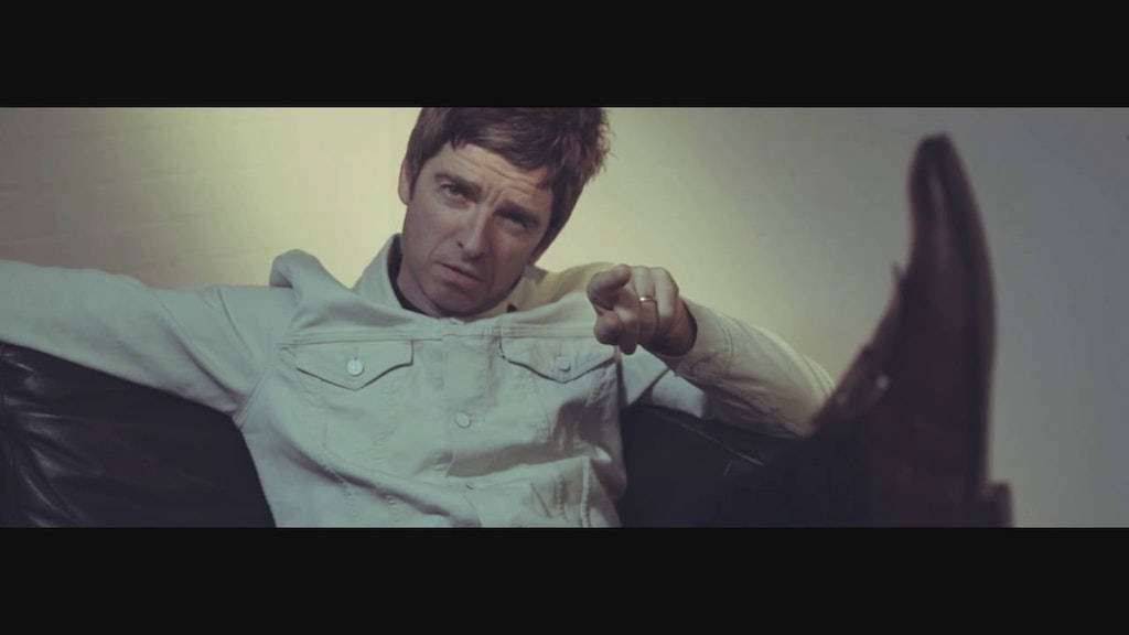 The People Vs Noel Gallagher
