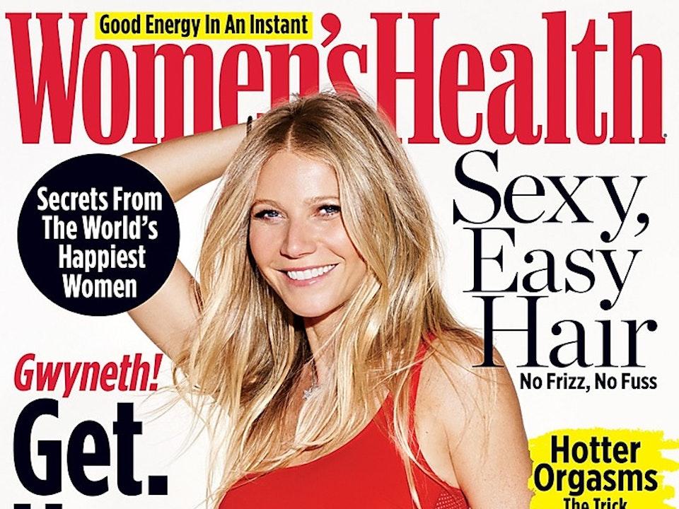 Women's Health - Eric Ray Davidson