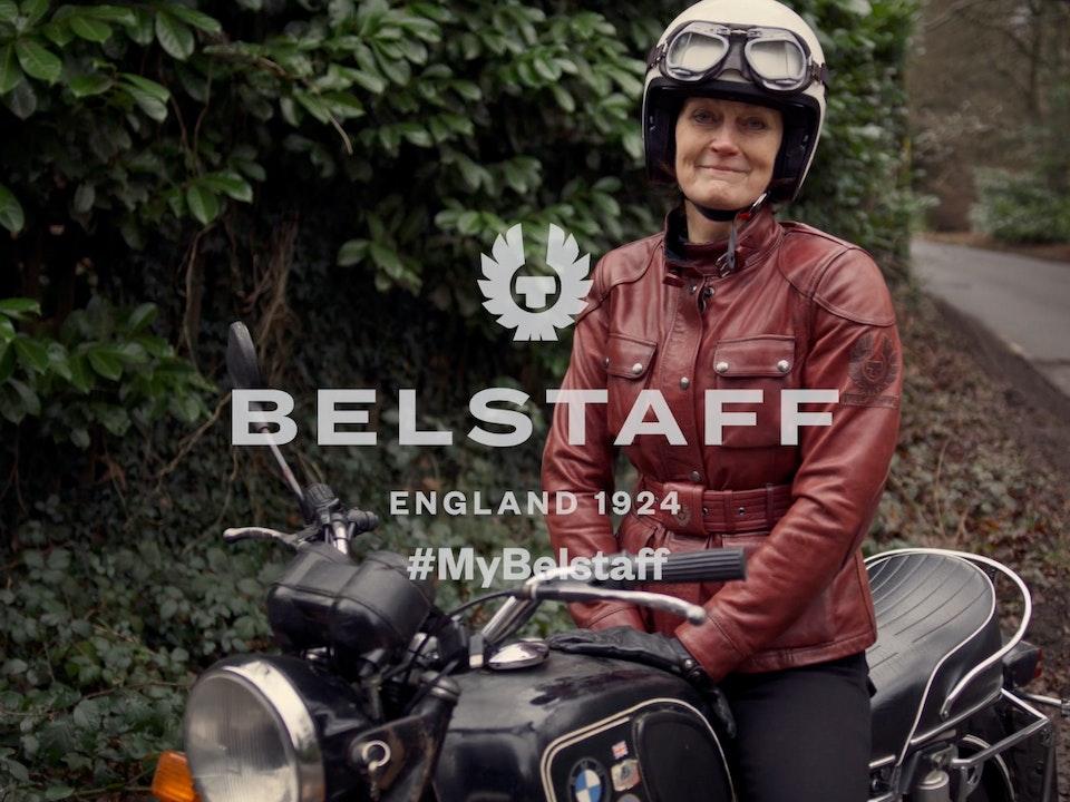 Belstaff - Elspeth Beard - David Burton