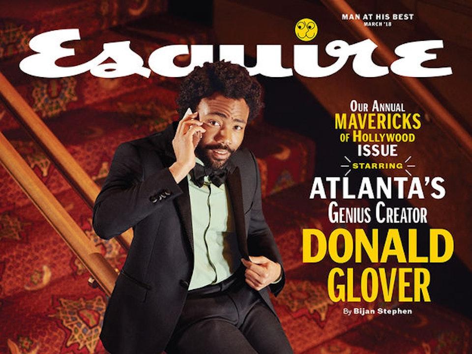 Esquire - David Burton