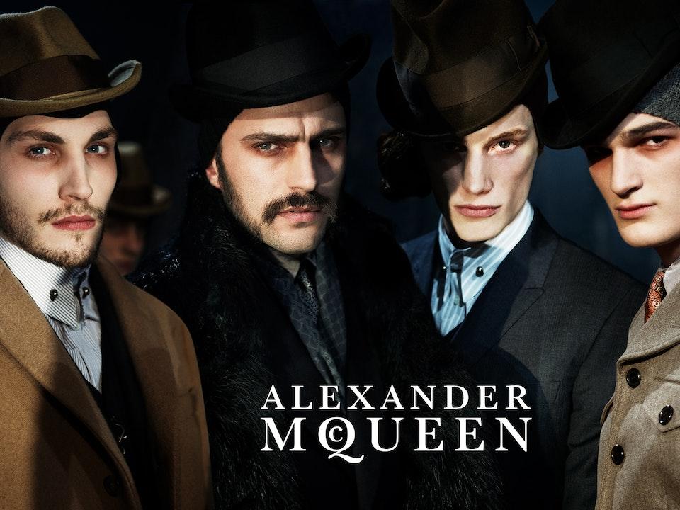 Alexander McQueen - David Burton