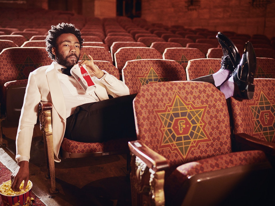 Esquire - Donald Glover - David Burton