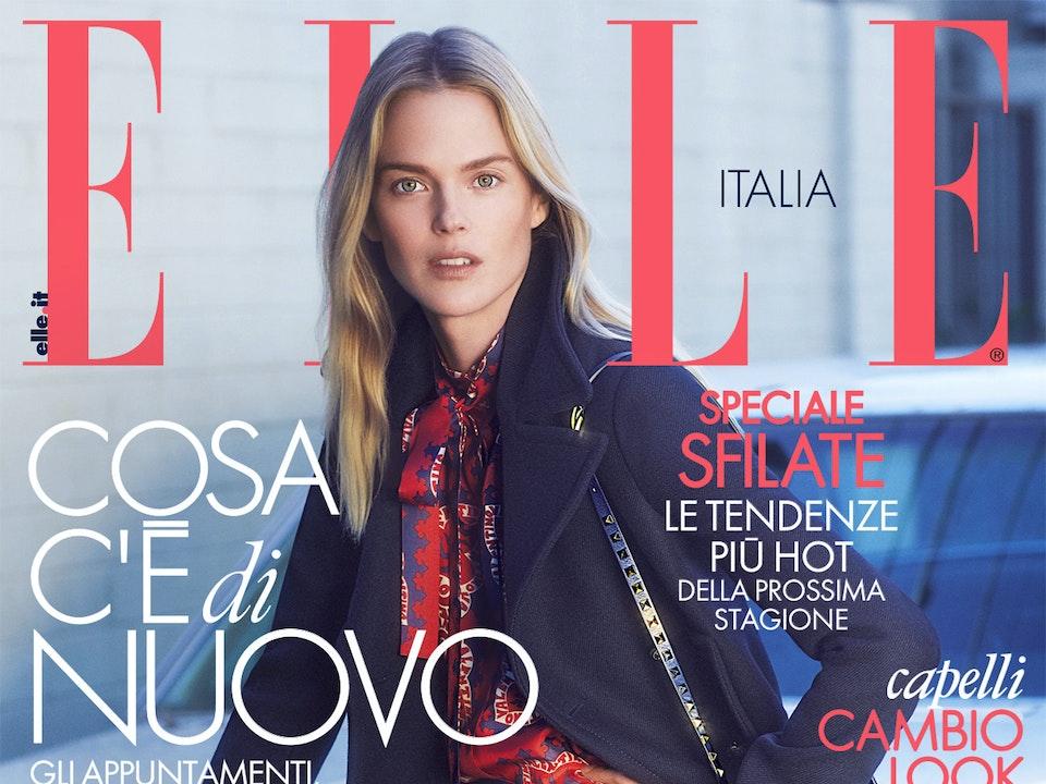 ELLE - Laura Sciacovelli