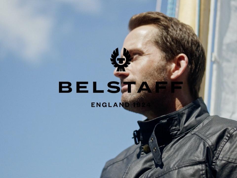 Belstaff - Ben Ainslie - David Burton