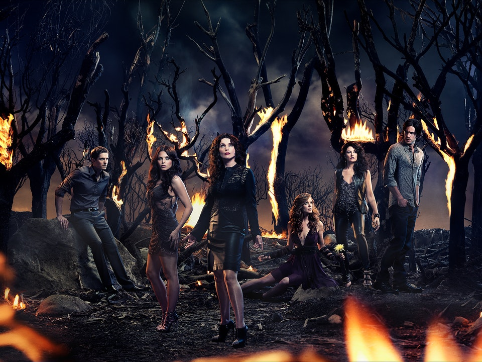 Lifetime - Witches of East End - Mitch Jenkins
