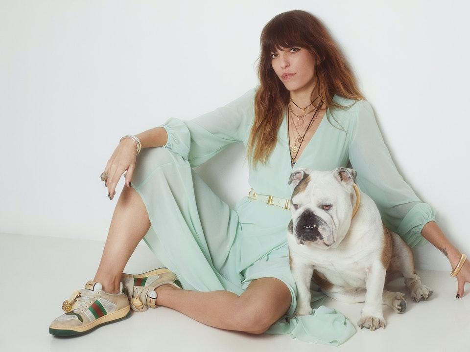 ELLE -  Lou Doillon - Laura Sciacovelli