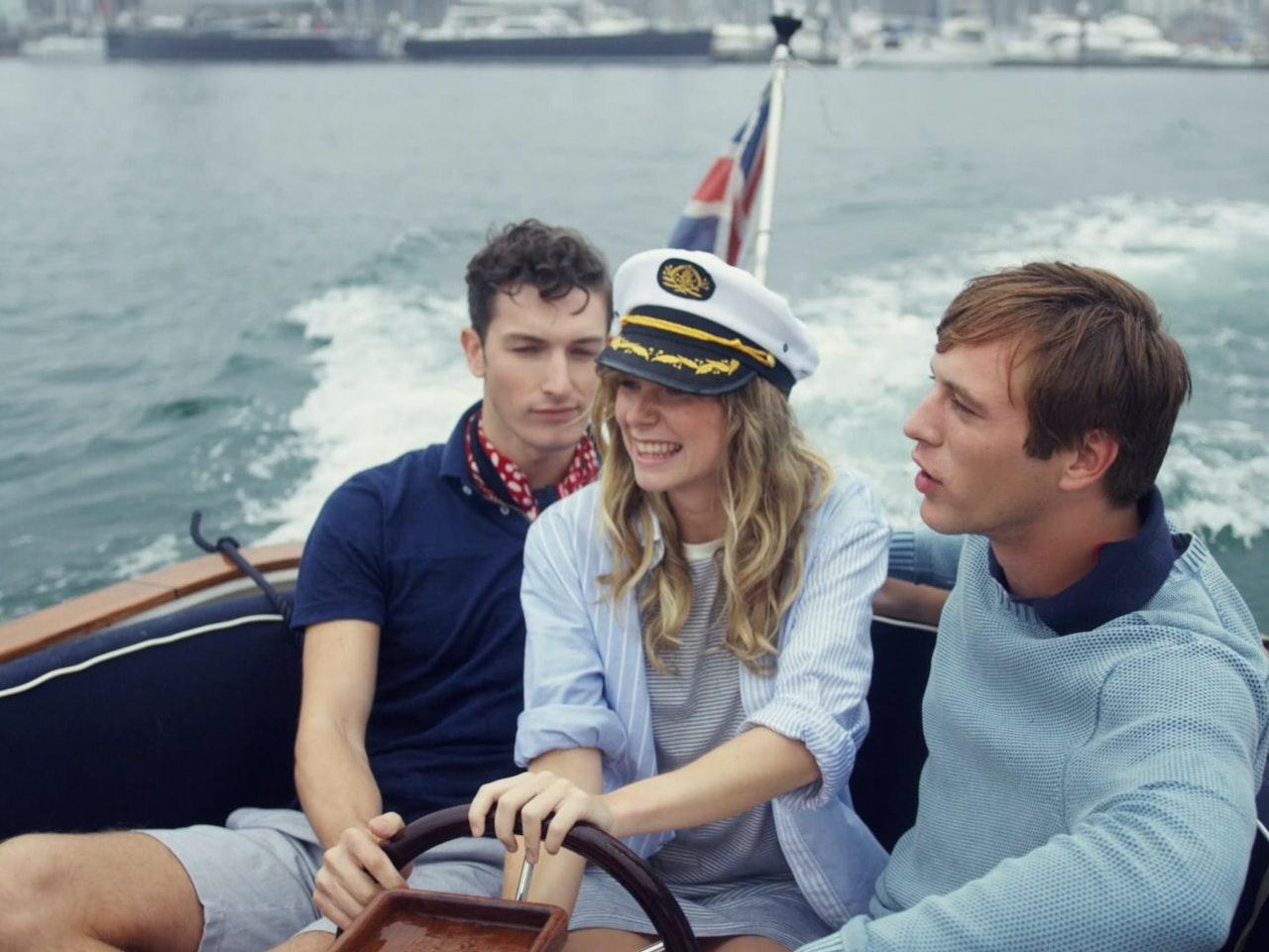 Hackett - British Navy - David Burton -