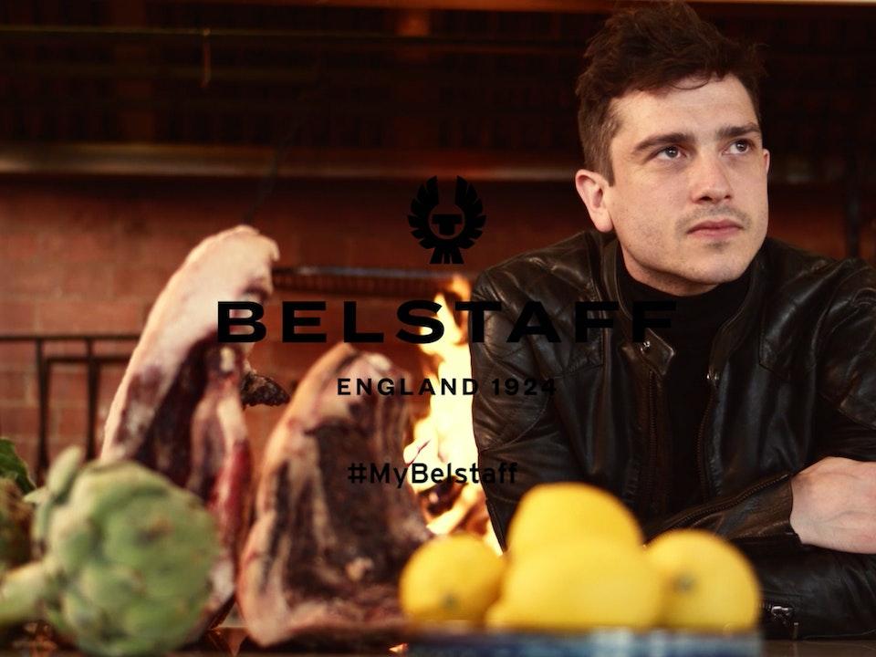 Belstaff - Jackson Boxer - David Burton
