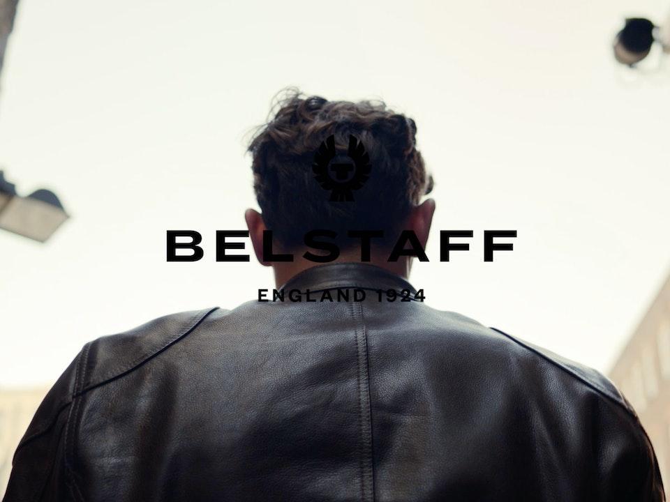 Belstaff - Charlie Lewis - David Burton