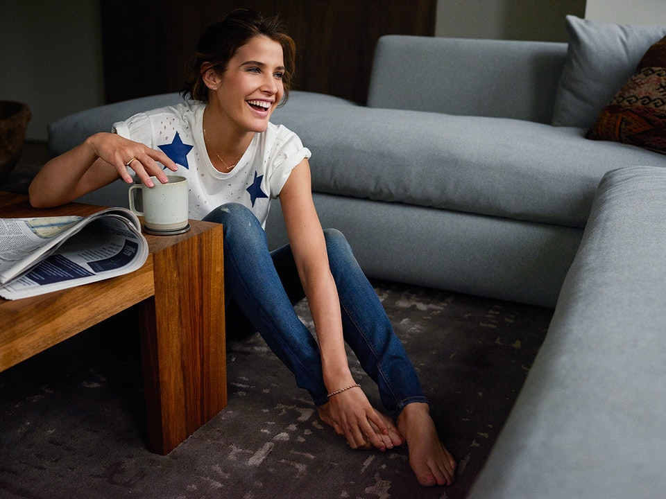 Cobie Smulders - Women's Health - Eric Ray Davidson
