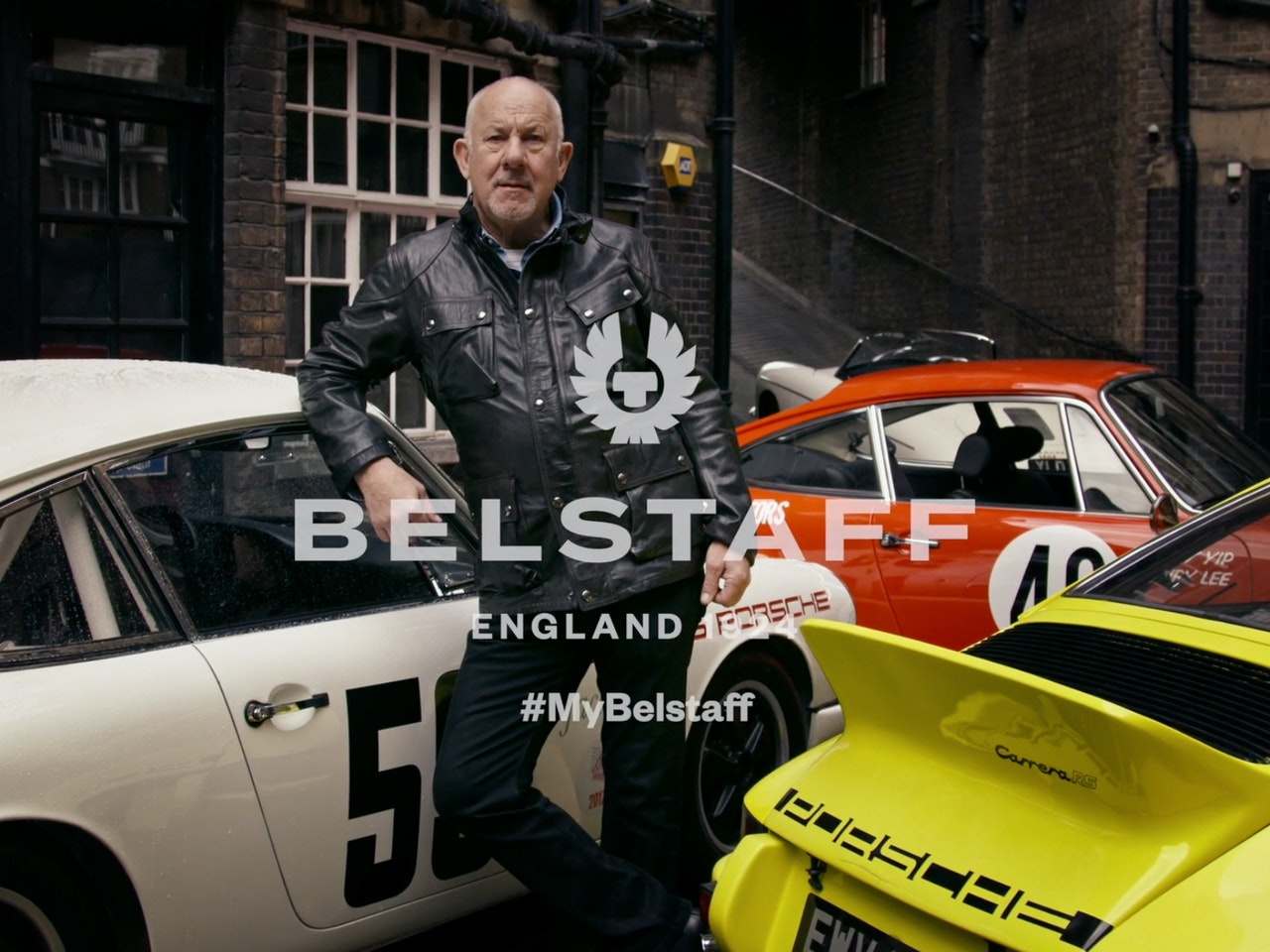 Belstaff - Dave Clark - David Burton -