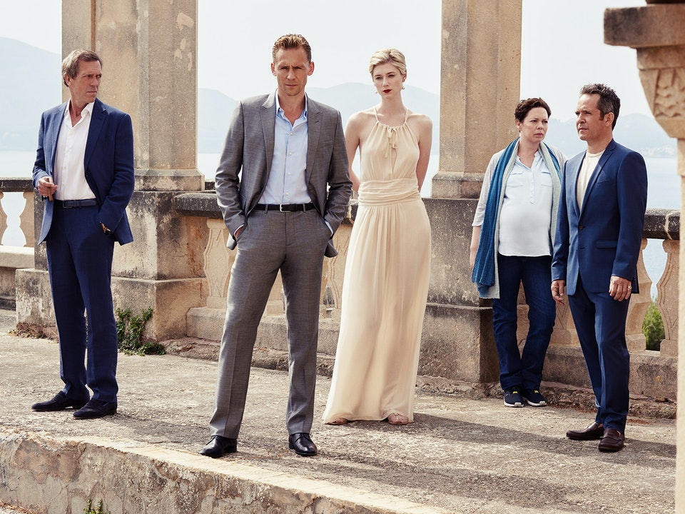 AMC / BBC - The Night Manager - Mitch Jenkins